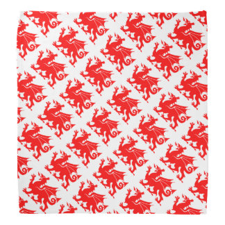Welsh Dragon Bandana