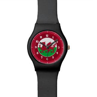 Welsh dragon flag watch