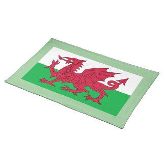 Welsh Dragon Placemats