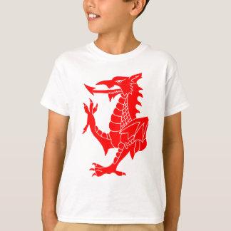 Welsh Dragon Rampant T-Shirt