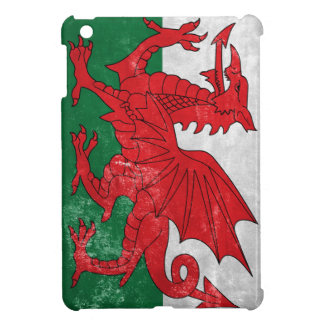 Welsh Flag iPad Mini Case