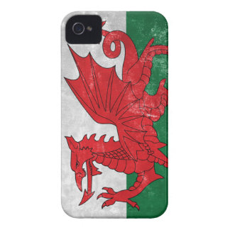 Welsh Flag iPhone 4 Case