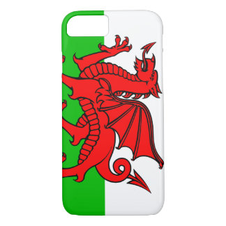 Welsh flag iPhone 8/7 case