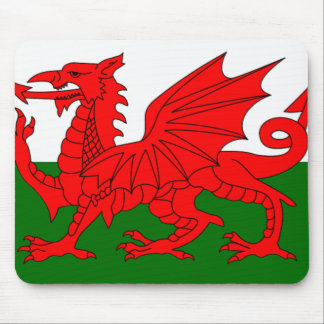 welsh_flag mousemat mouse pad
