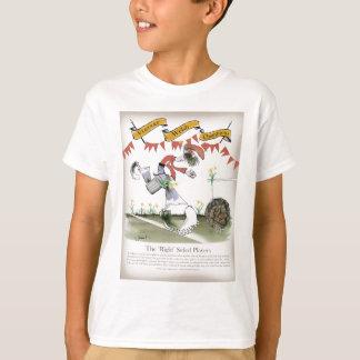 welsh football right winger T-Shirt
