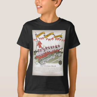welsh football substitutes T-Shirt