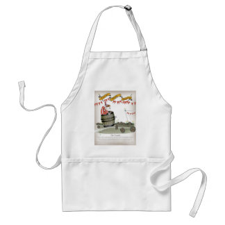 welsh footballing coach standard apron