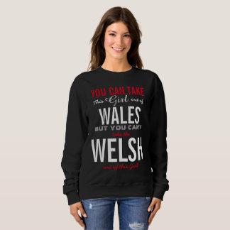 Welsh Girl Sweatshirt
