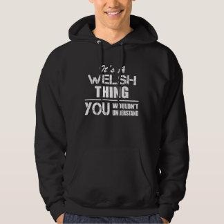 Welsh Hoodie