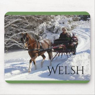 Welsh Mouse Pad