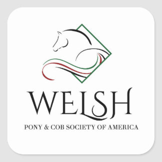 Welsh Pony & Cob Stickers
