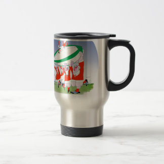 welsh rugby cheers, tony fernandes travel mug