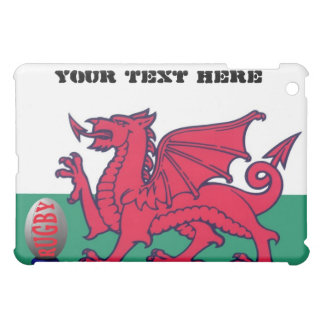 welsh rugby iPad mini cover