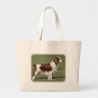 Welsh Springer Spaniel 9Y394D-041 Large Tote Bag