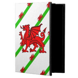 Welsh stripes flag powis iPad air 2 case