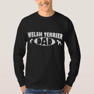 Welsh Terrier Dad T-Shirt