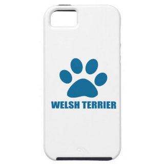 WELSH TERRIER DOG DESIGNS CASE FOR THE iPhone 5