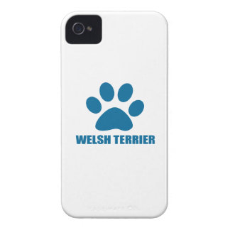 WELSH TERRIER DOG DESIGNS Case-Mate iPhone 4 CASES
