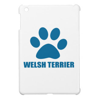 WELSH TERRIER DOG DESIGNS COVER FOR THE iPad MINI