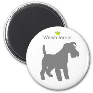 Welsh terrier g5 magnet