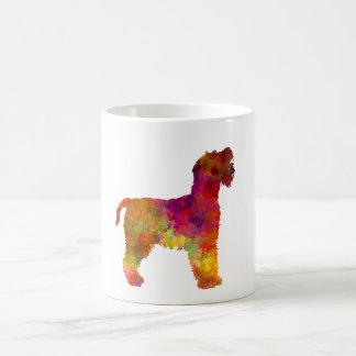 Welsh Terrier in watercolor Coffee Mug