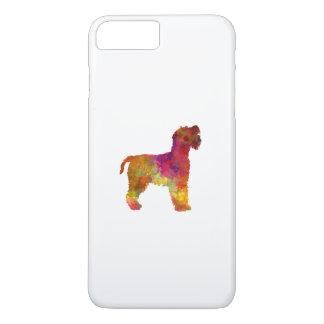 Welsh Terrier in watercolor iPhone 8 Plus/7 Plus Case