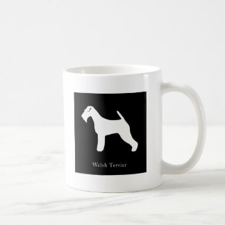 Welsh Terrier Mug (Black)