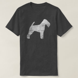 Welsh Terrier Silhouette T-Shirt