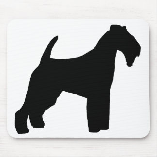 Welsh Terrier silo Mouse Pad