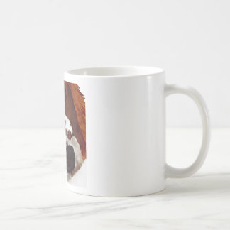Welshie Face Art Coffee Mug