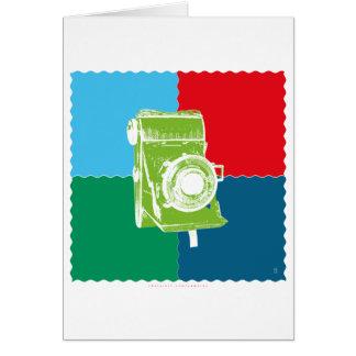 Welta Weltur camera Card