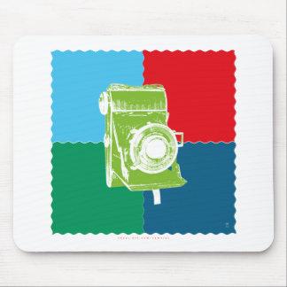 Welta Weltur camera Mouse Pad