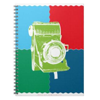 Welta Weltur camera Note Book