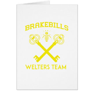 Welters Card