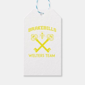 Welters Gift Tags
