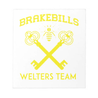 Welters Notepad
