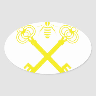 Welters Oval Sticker