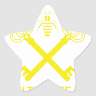 Welters Star Sticker