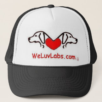 WeLuvLabs.com Hat