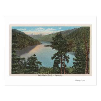 Wenatchee, WAView of Lake Chelan Postcard