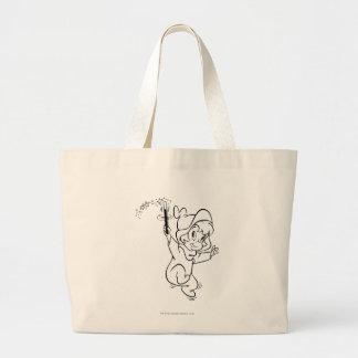 Wendy Waving Wand 1 Large Tote Bag