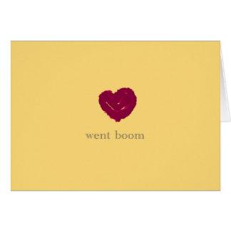 went boom_sunshine note card