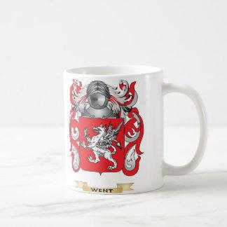 Went Family Crest (Coat of Arms) Mug