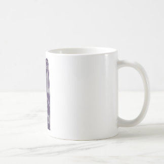 We're #1 classic white coffee mug