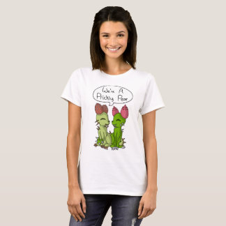 We're a Prickly Pearl. Catcus T-Shirt