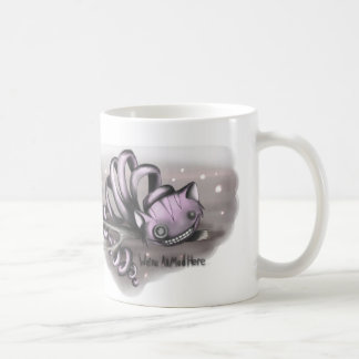 we're all mad here - Alice Mug
