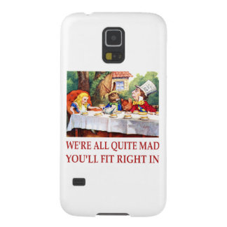 We're All Quite Mas, You'll Fit Right In! Galaxy S5 Covers