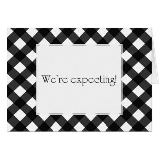 We're expecting! - Baby Announcement