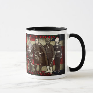 """We're going to teach you soldiering"" Coffee Mug"