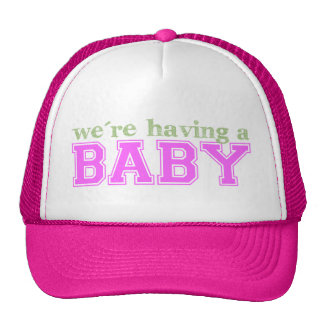 We're Having a Baby Hat